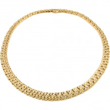 Gemlok 18k Yellow Gold Y Knot Necklace - 66.454