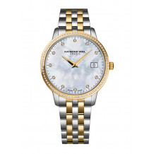 Raymond Weil Toccata Women's Watch - 5388-SPS-97081