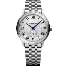 Raymond Weil Maestro Mens Automatic Stainless Steel Watch - 2238-ST-00659