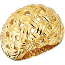 Gemlok 18k Yellow Gold La Vannerie Ring - 36.090